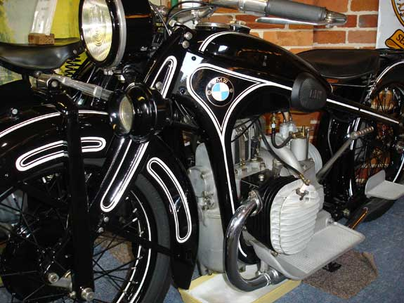 1934 R11 BMW with Boxer engine