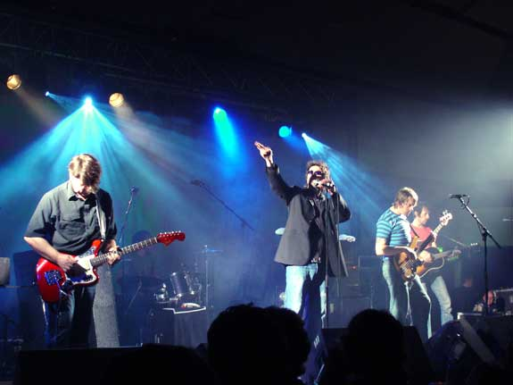 Echo & the Bunnymen at Portsmouth