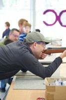 Air rifle shooting 15