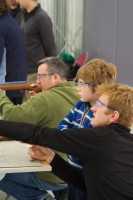 Air rifle shooting 18