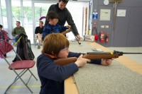 Air rifle shooting 26