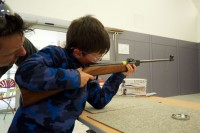 Air rifle shooting 27