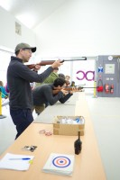 Air rifle shooting 5