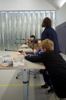 Air rifle shooting 6