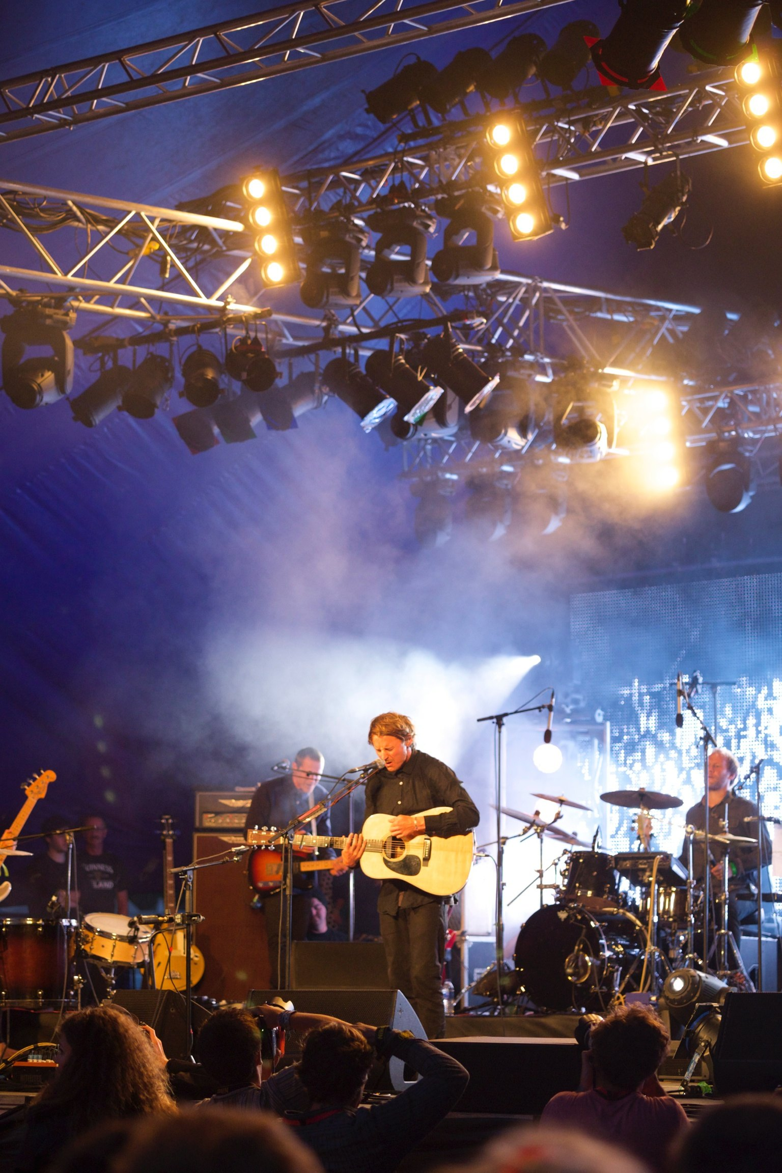 Ben Howard at Somersault Festival 22