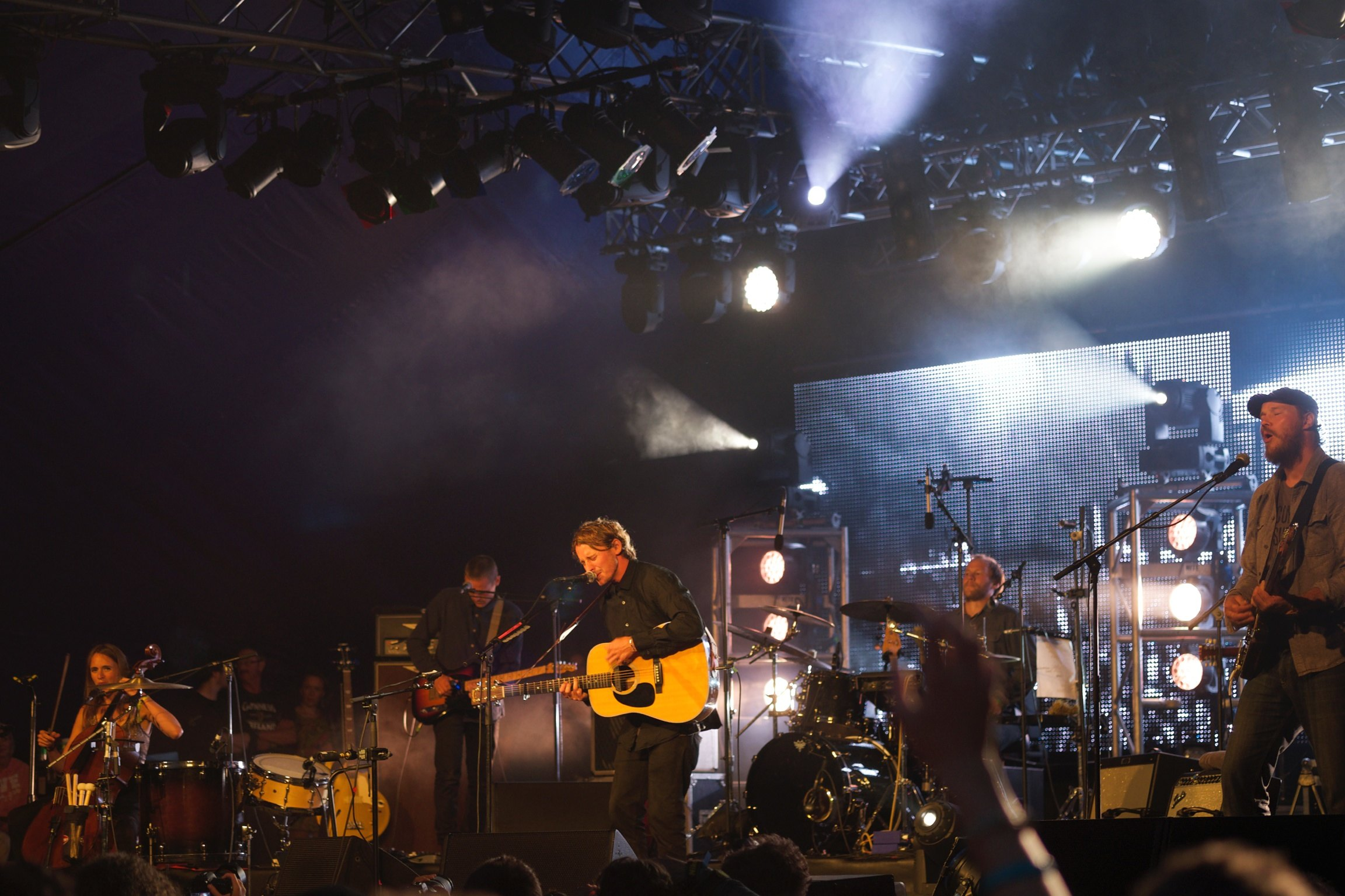 Ben Howard at Somersault Festival 35
