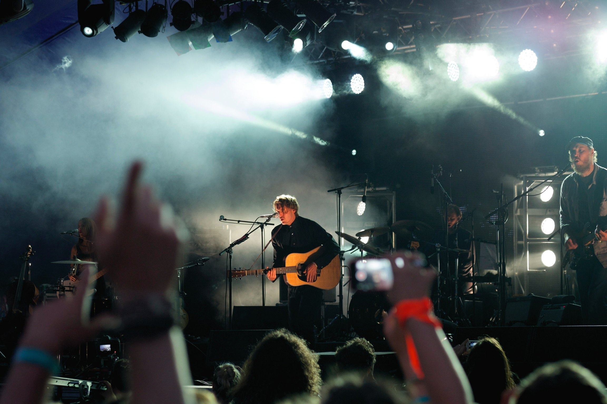 Ben Howard at Somersault Festival 59