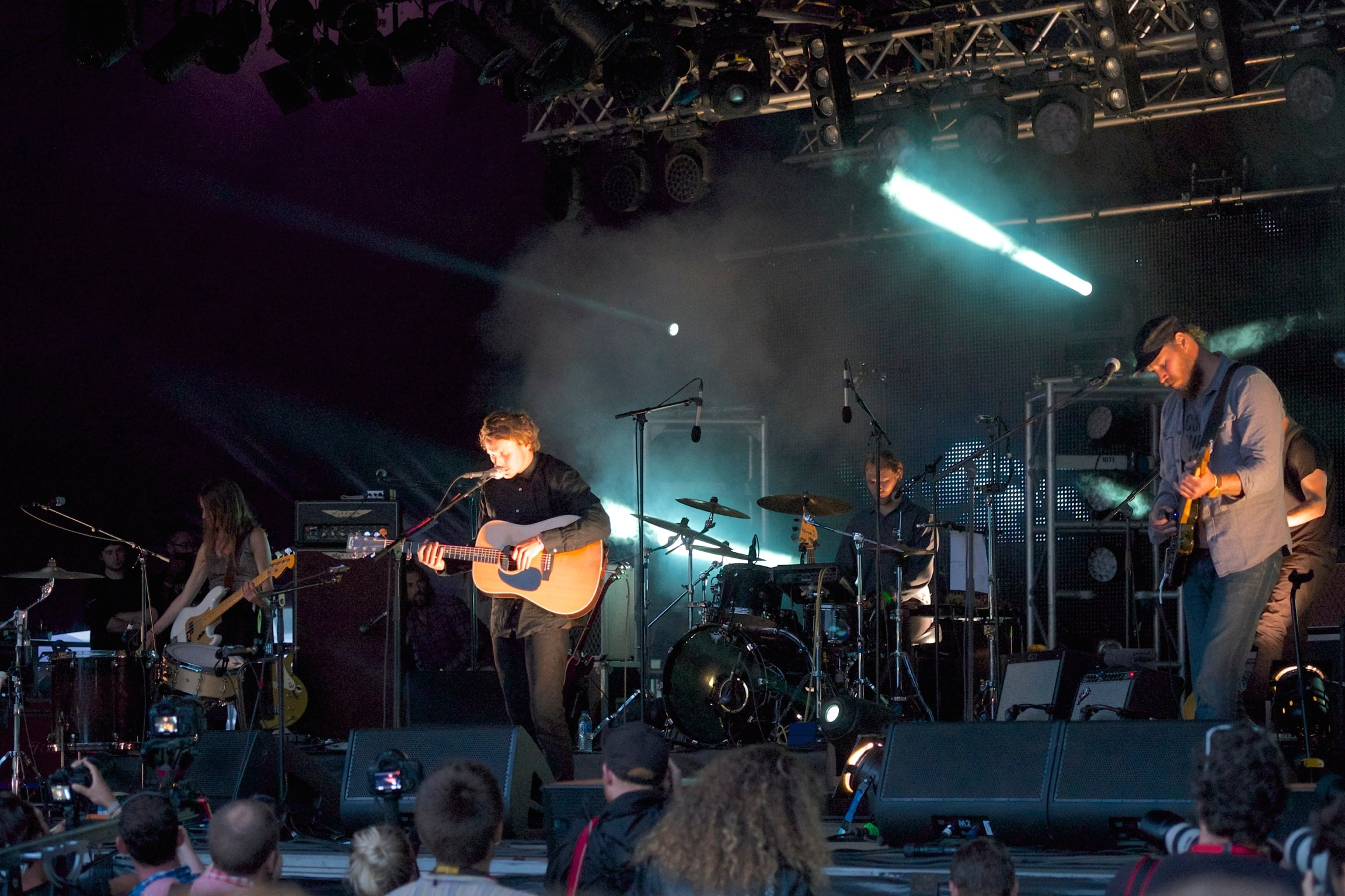 Ben Howard at Somersault Festival 67